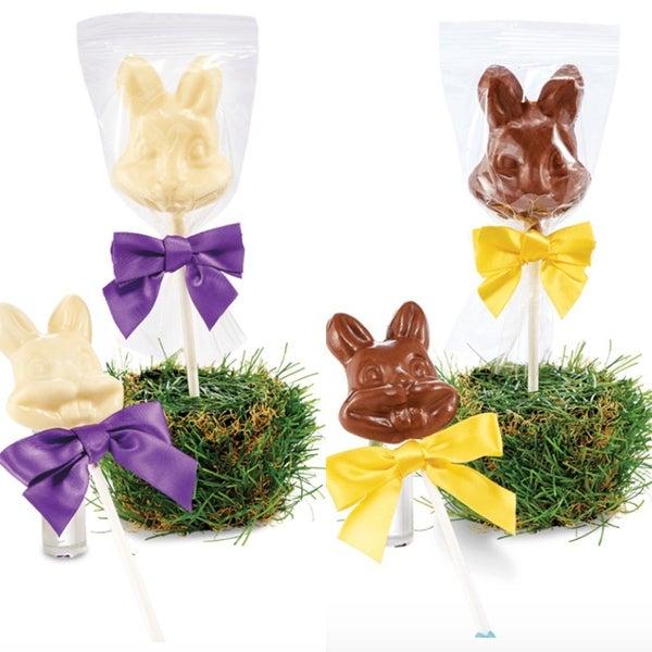 Chocolate Rabbit Sucker
