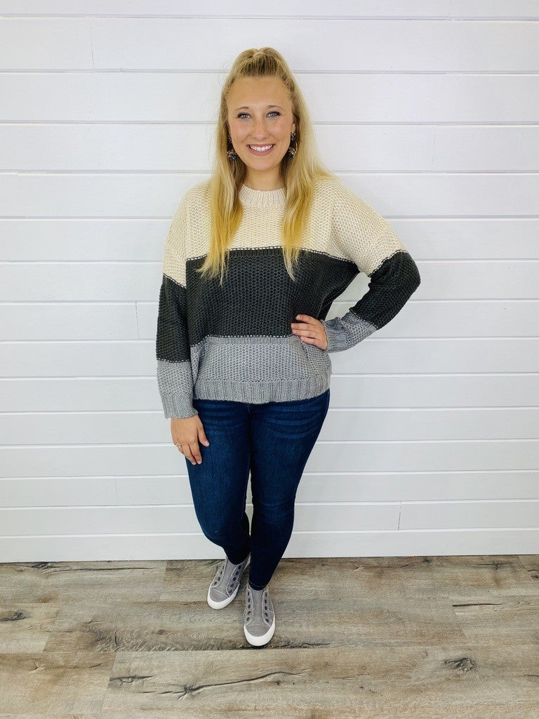 PLUS/REG Love Fall Most Of All Sweater