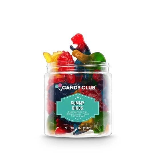 Gourmet Candy Gummy Dino Candy Treats