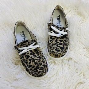 Very G Leopard Sneakers