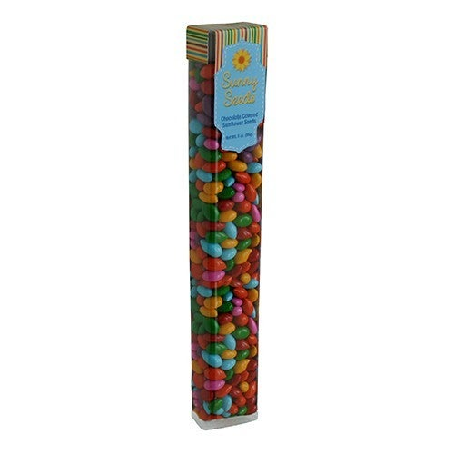 Rainbow Chocolate Covered Candy Coated Sunflower Seeds
