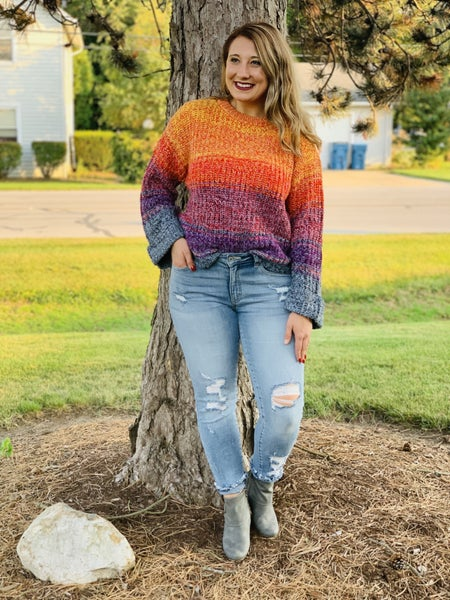 Celebrate The Harvest Sweater