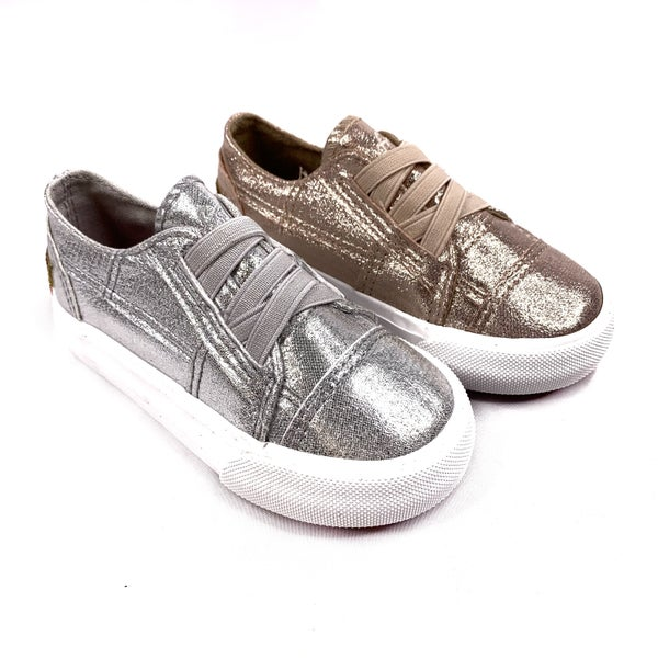 Blowfish Kids Sparkly Slip On Sneakers
