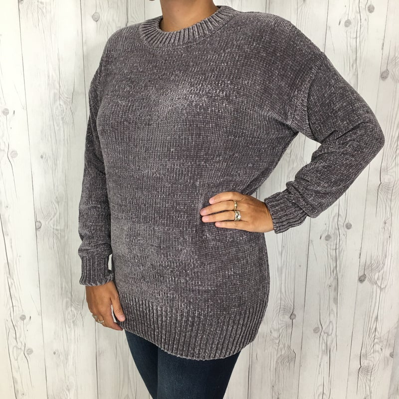 DEAL OF THE DAY! The SOFTEST Chenille Sweater, Ever!