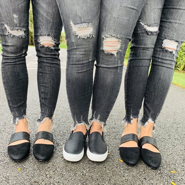 Plus/Reg Judy Blue Holy Smokes Skinny Jeans
