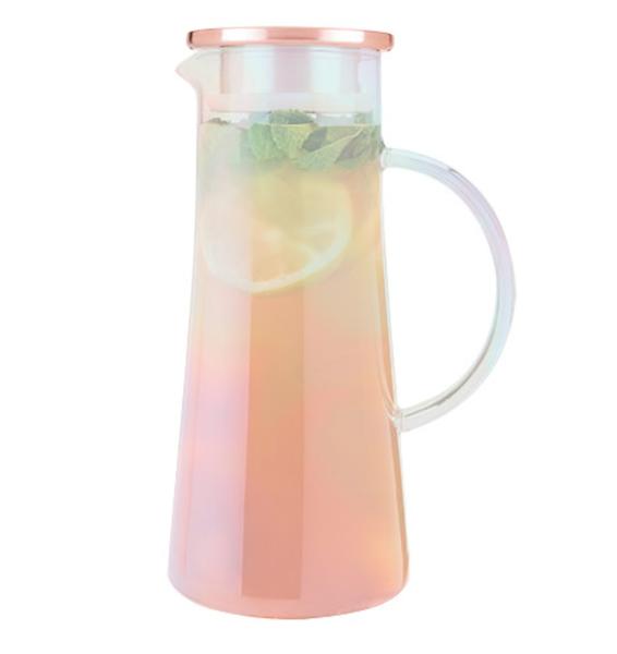 Iced Tea Carafe for Loose Leaf Tea