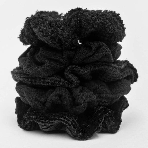 Textured Scrunchies- 2 Colors!