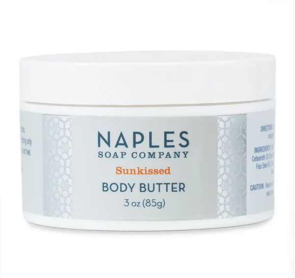 Body Butter-- 2 Scents!