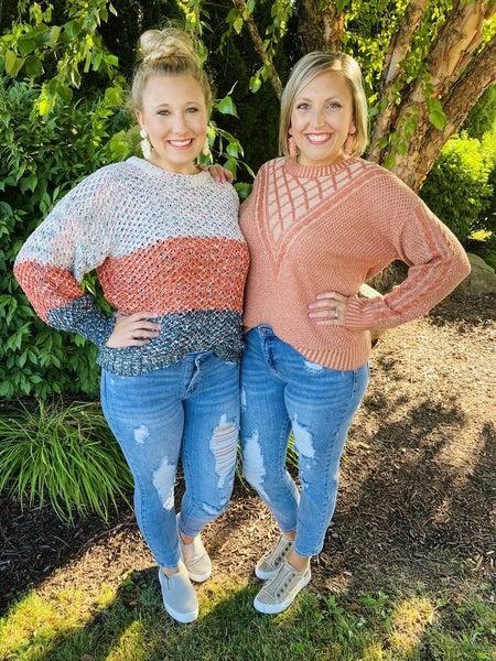 PLUS/REG Judy Blue HEY Girlfriend Jeans