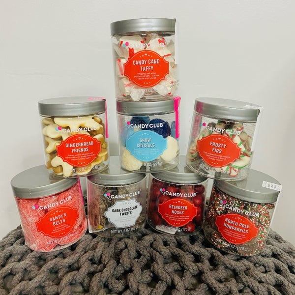 Holiday Gourmet Candy- 9 Flavors!