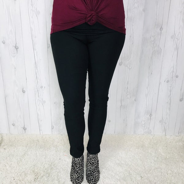 Hyper Stretch Mid-Rise Skinny Jeans