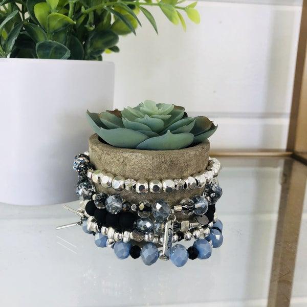 Erimish Ice Queen Stack Bracelet- 2 Sizes!