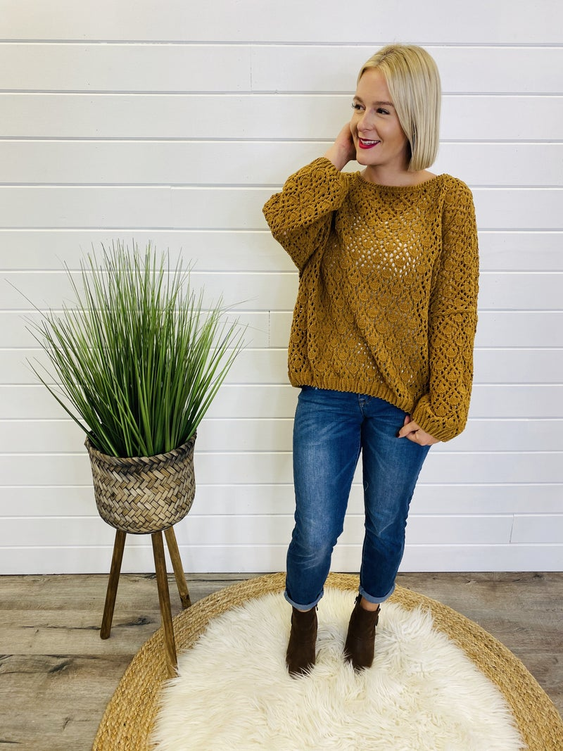 Cute For The Day Sweater