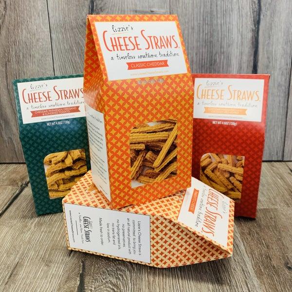 Gourmet Cheese Straws