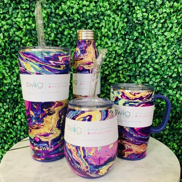 Restock! Best Selling! Purple Rain Insulated Cups
