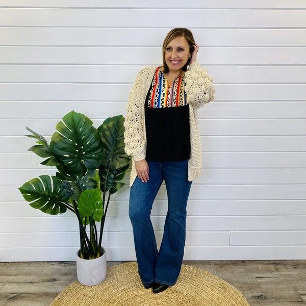 PLUS/REG Judy Blue A Flare For Fashion