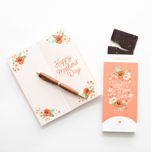Mother's Day Chocolate Greeting Card