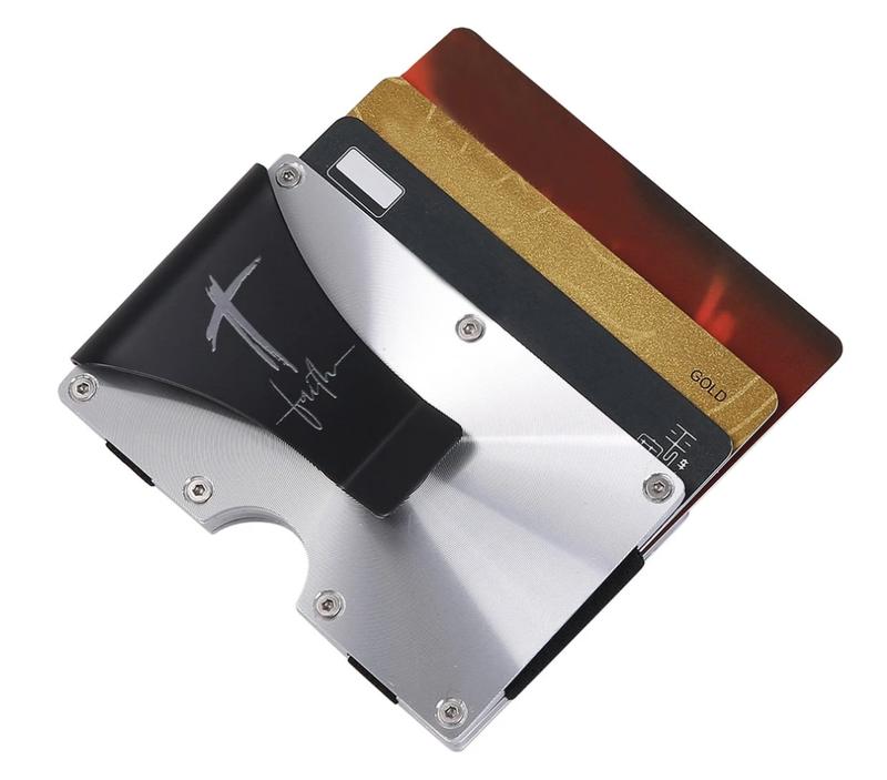 Tactical Wallet- 2 Colors!
