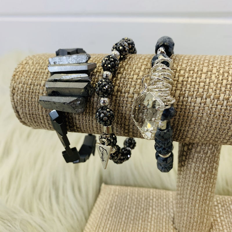 Erimish Icebreaker Starter Stack Bracelet