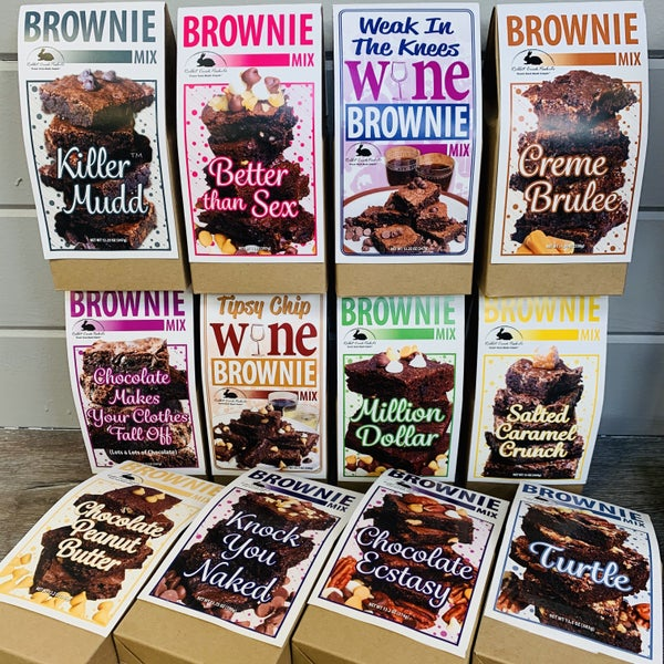 Brownie Mix- 12 Flavors!