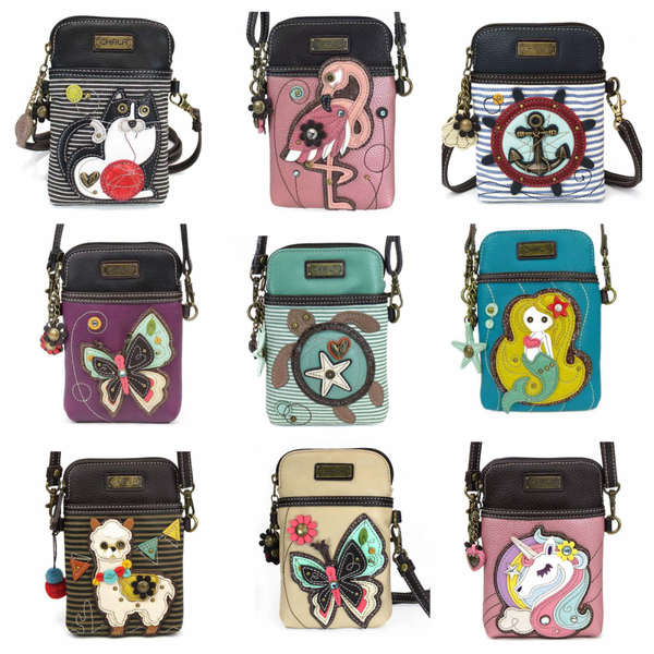 Chala Cell Phone Crossbody Purse
