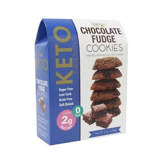 Soft Baked Keto Cookies