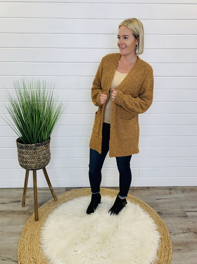 DOORBUSTER PLUS/REG Party In This Cardi- 7 Colors!