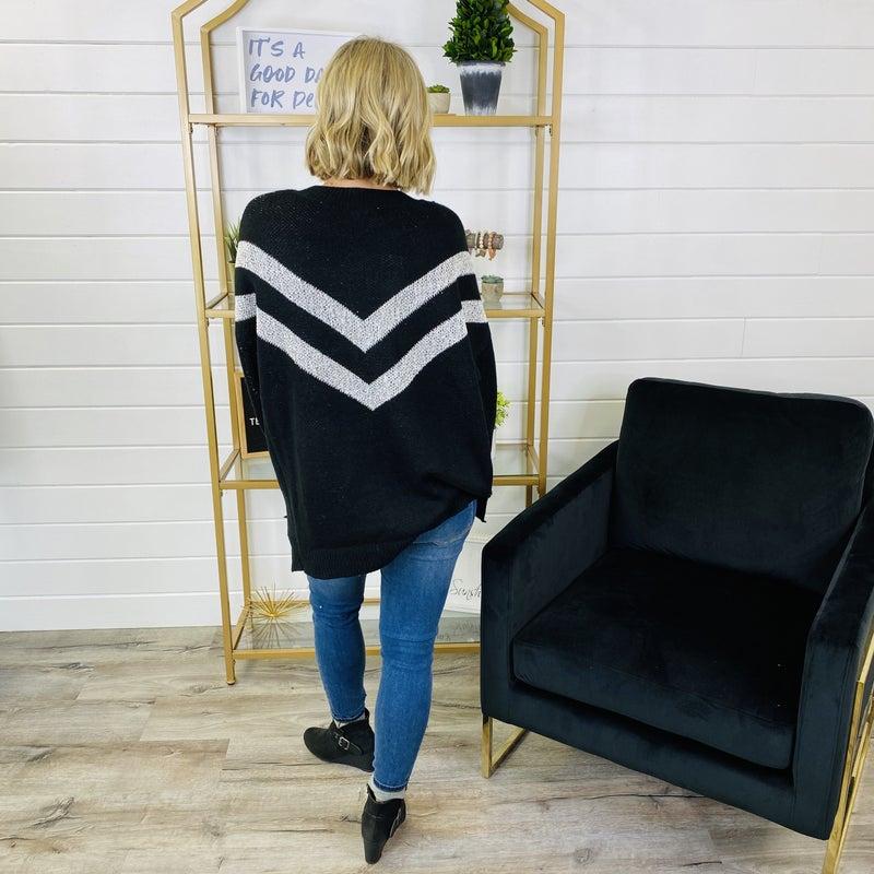 Subtle Shimmer Sweater