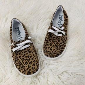 Very G Cheetah Sneakers