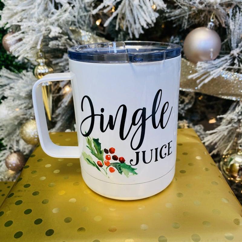 Jingle Juice Mug