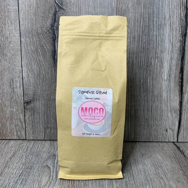 Custom MOCO Gourmet Ground Coffee