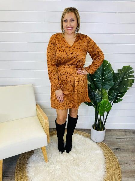 PLUS/REG Fashion Speaks Dress