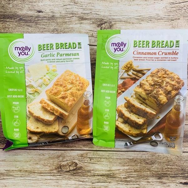 Beer Bread Mix- 2 Flavors!