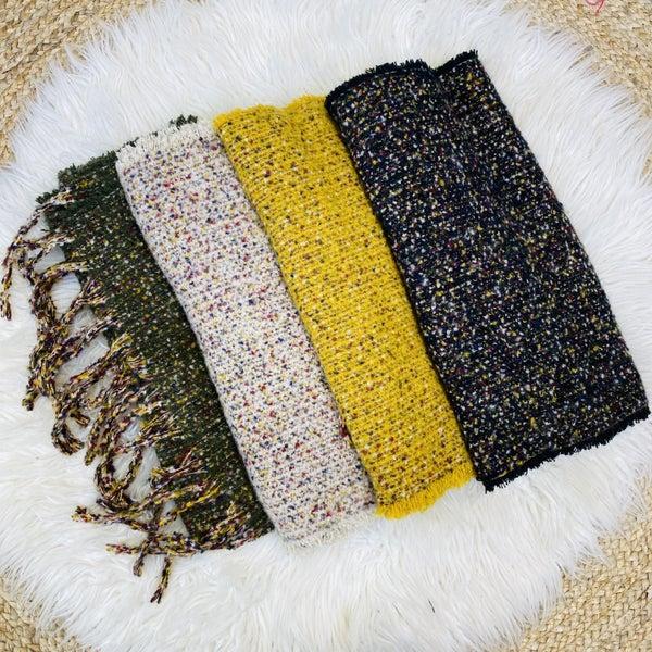 Confetti Scarf- 4 Colors!