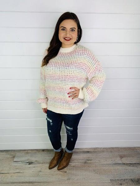 Super Soft Crewneck Sweater