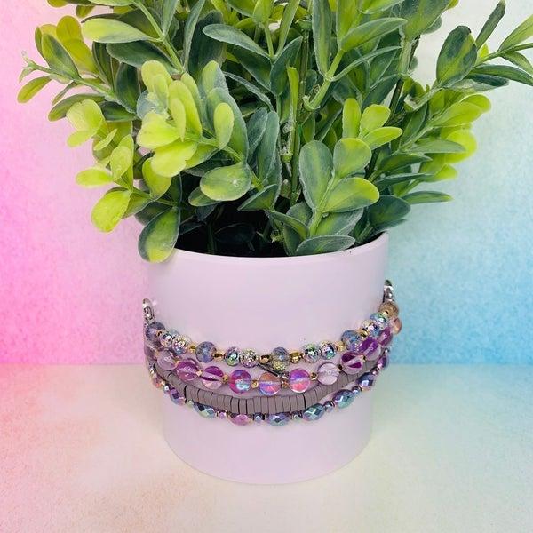 Erimish Lilac Apple Watch Band