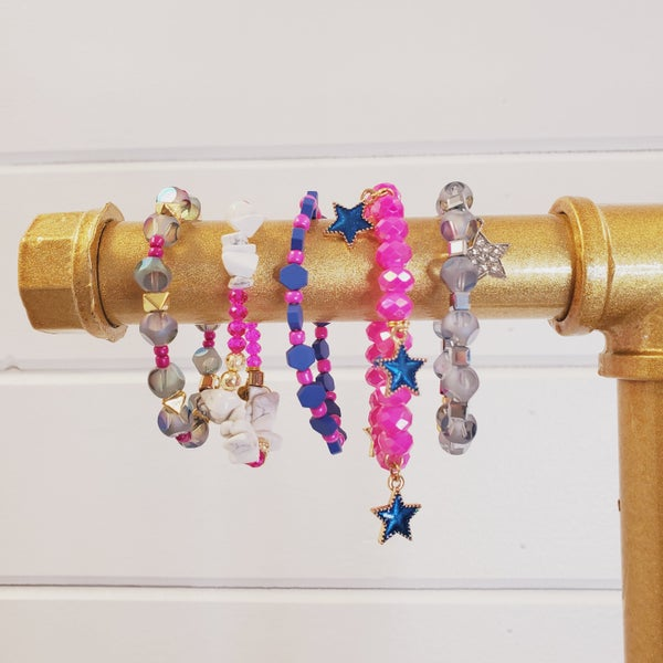Erimish Twinkle Stack Bracelet