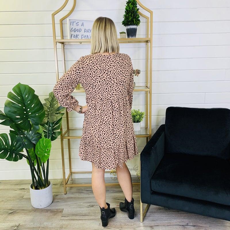PLUS/REG Be Authentic Dress