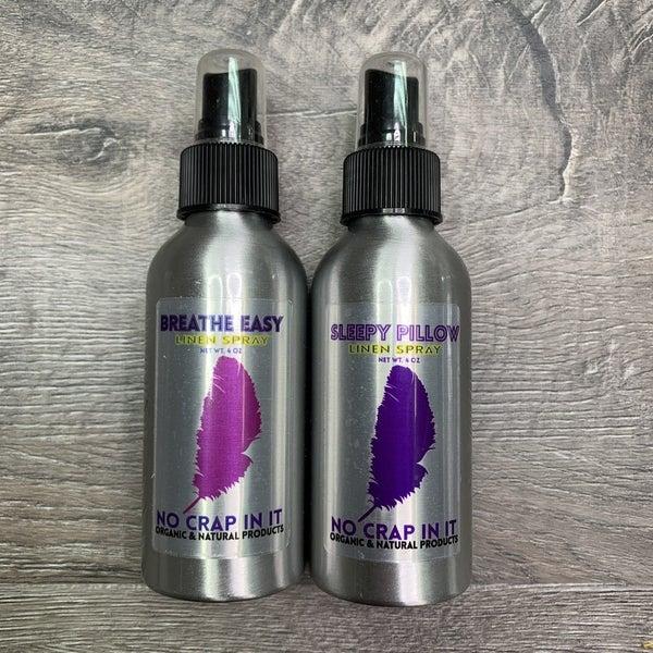 Organic Pillow Sprays