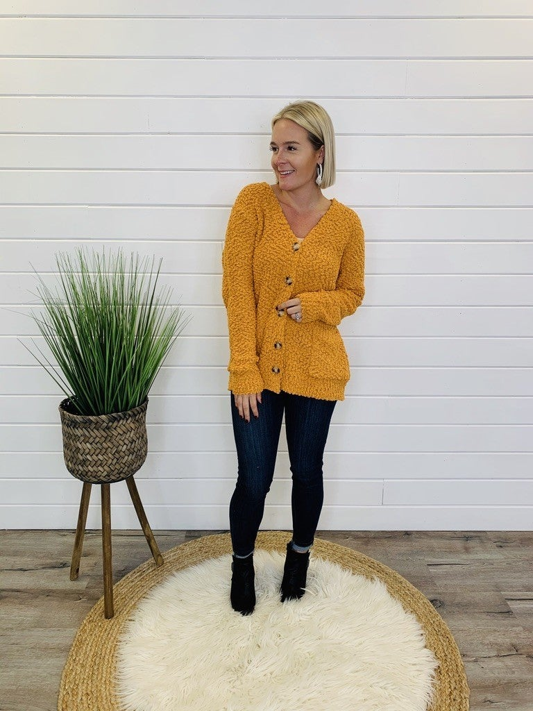DOORBUSTER Cozy And Casual Cardi- 9 Colors!