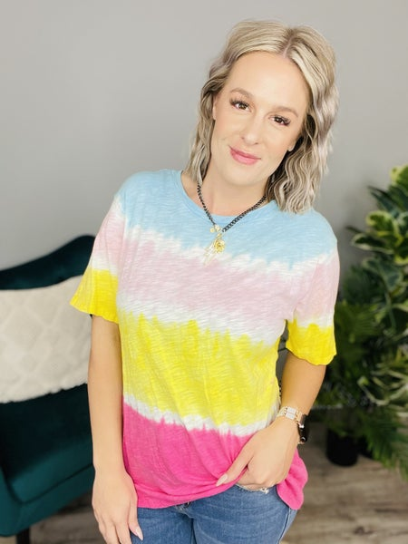 Be The Light Top- 2 COLORS!