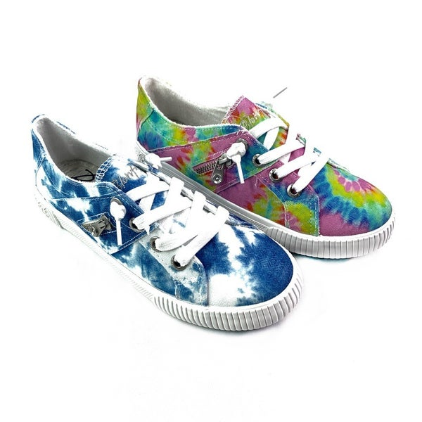 Blowfish Tie Dye For Slip On Sneakers