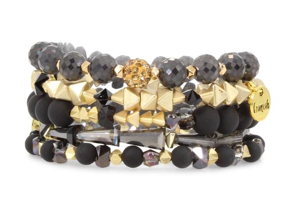 Erimish Lincoln Bracelet Stack