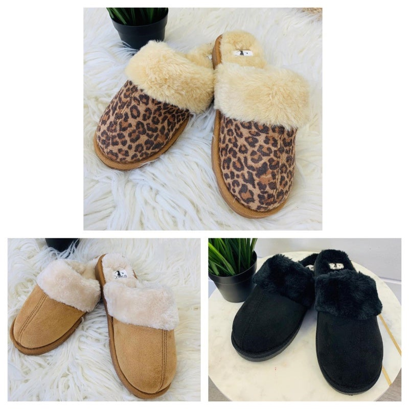RESTOCK! Corky's Slippers- 4 Colors!