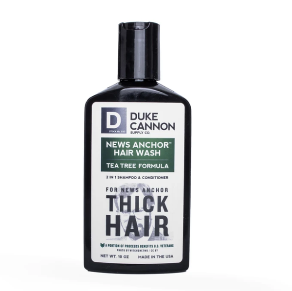 Men's Tea Tree 2 in 1 Thickening Shampoo and Conditioner