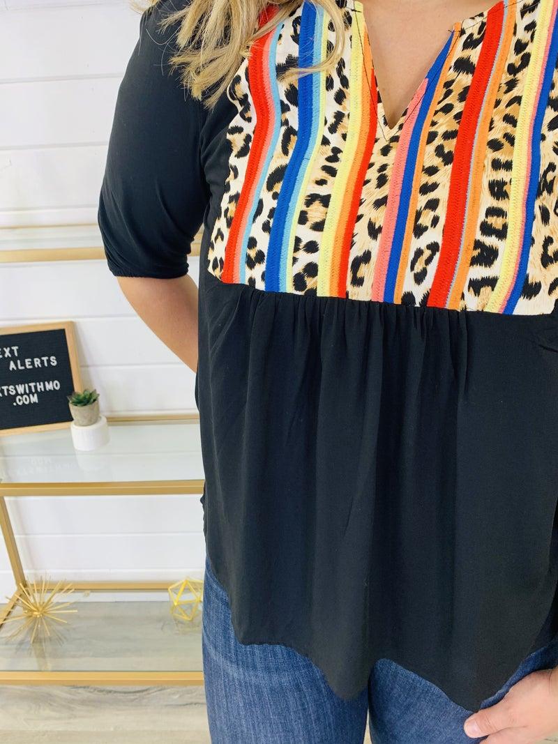 PLUS/REG Dress To Impress Top