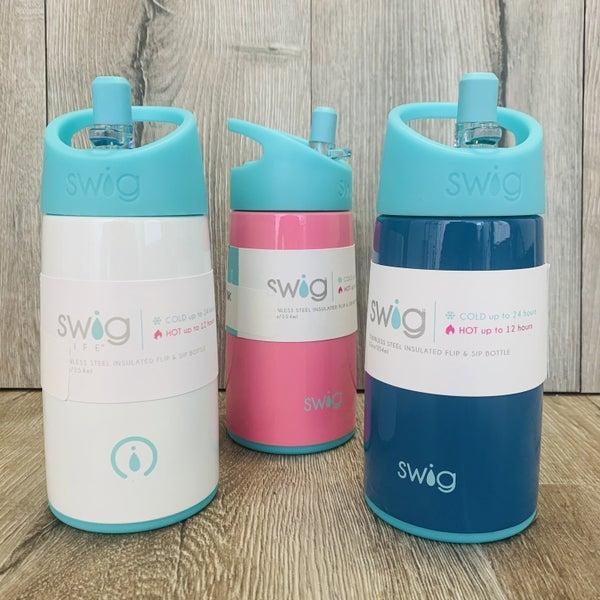 Flip & Sip 12 oz Insulated Bottles