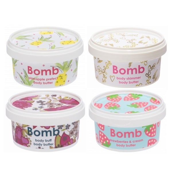 Bomb Natural Body Butter