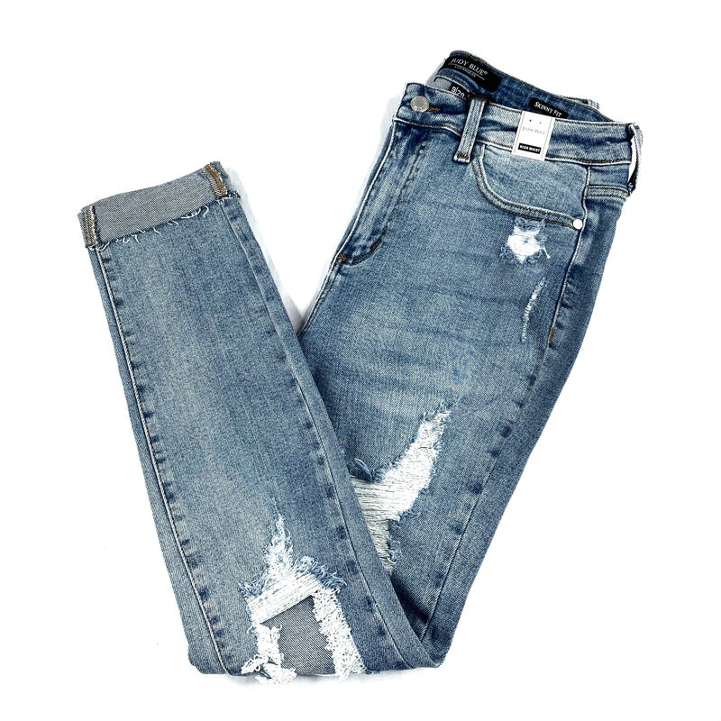 RESTOCK! Plus/ Reg Judy Blue The Mother Lode Skinnies