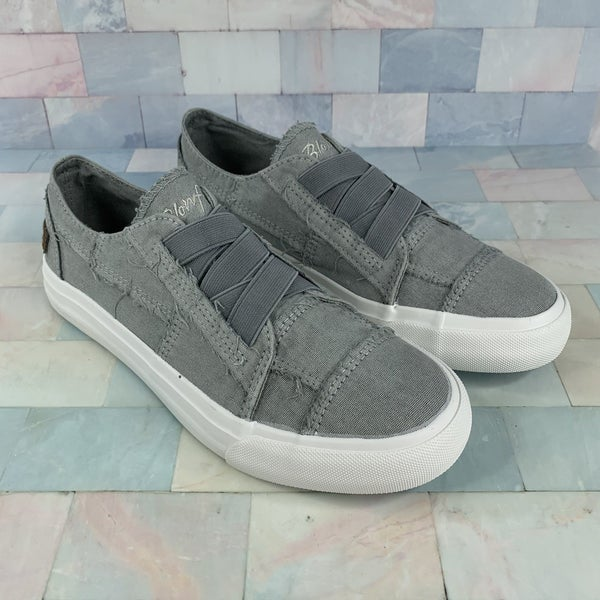 Blowfish Grey Slip On Sneaker